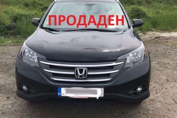 Honda CR-V 2.4 TOURING 2014