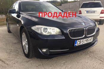 BMW 528i 2011