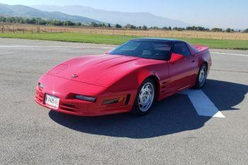 Chevrolet Corvette C4 Stalker Body kit 5.7